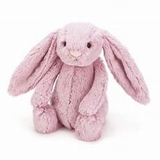 jellycat kuscheltier bashful bunny hase tulip pink rosa