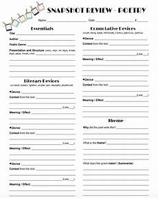 poetry meaning worksheets 25323 review poetry in a snap with this one page worksheet intended to help students reflect upon a