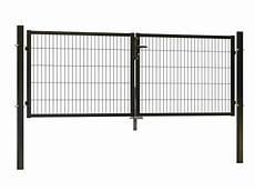 gartentor 3 meter metall gartentor kaufen schnell geliefert zaunonline