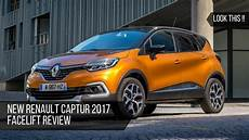 Look This New Renault Captur 2017 Facelift Review