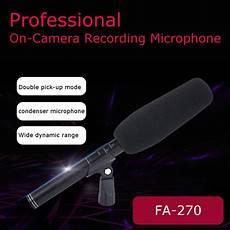 Faine 27cm Recording Shotgun Rode by Faine Fa 270 27cm On Recording Shotgun Rode