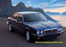 download car manuals 2003 jaguar xj series security system jaguar xj series xj8 xjr x308 1998 2003 workshop manual pdf