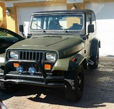 car repair manual download 1994 jeep wrangler security system 1994 jeep wrangler olive green manual working a c 158 973 miles classic jeep wrangler