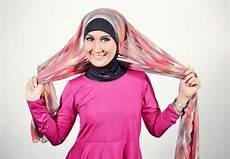 Tutorial Pashmina Dengan Headband Yuk