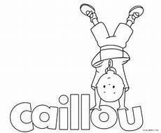 Malvorlagen Caillou Mp3 Free Printable Caillou Coloring Pages For Cool2bkids