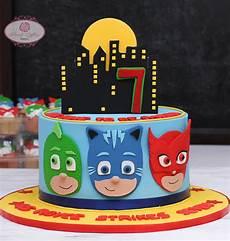 Malvorlagen Pj Masks Cake Pj Mask Cake Dainty Affairs Bakery Cakes Cupcakes