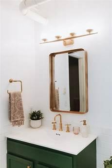 Bathroom Ideas Gold by 13 Gold Bathroom Mirror Ideas For Your New Bathroom Remodel