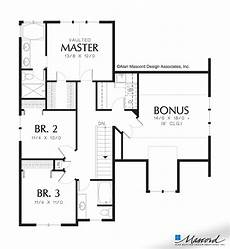 mascord house plan upper floor plan of mascord plan 2164a the malone two