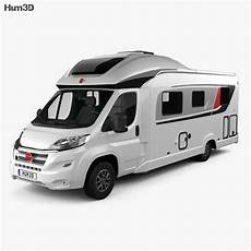 burstner ixeo it 734 g 2016 3d model vehicles on hum3d