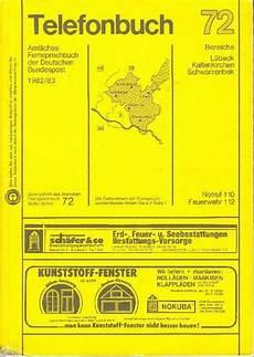 Amtliches Fernsprechbuch 72 Zvab
