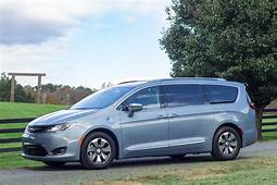 Green Car Reports Best To Buy 2018 Chrysler Pacifica