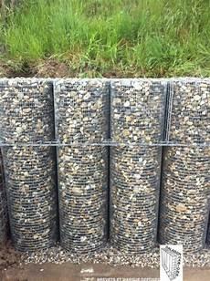 prix du gabion au m2 gabions cylindriques gabions dalaison