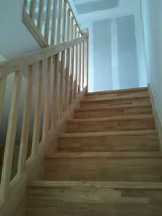 Comment Vernir Un Escalier En Bois