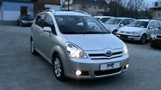 2006 Toyota Corolla Verso 2 2 D 4d Review Start Up