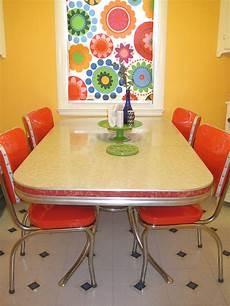 Vintage Kitchen Dinette Sets by Diy Refinishes And Reupholsters 1950s Dinette