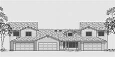 triplex house plans triplex house plans triplex house plans with garage d