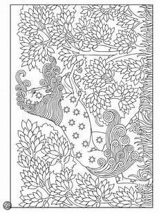 Jugendstil Malvorlagen Tiere Pin Sam Auf Coloring Pages Coloring