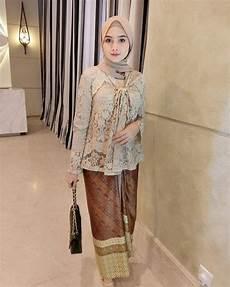 Desain Model Kebaya Jilbab Modern Jilbab Gallery