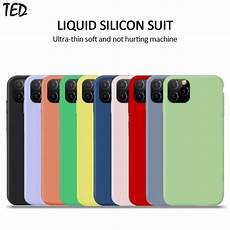 Rock Ultra Thin Liquid Silicone by Ultra Thin Solid Color Liquid Silicone Mobile Phone Cases