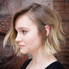 20 best fun choppy bob hairstyles with a deep side part