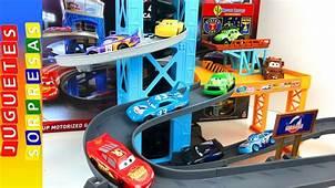 Carros De Carrera Para Ni&241os  Pista Coches CARS 3