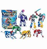 Official Voltron Characters Buy Online On Offer