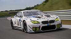 Bmw M6 Race Car by Track Test Bmw M6 Gt3