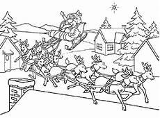 Ausmalbilder Weihnachtsmann Mit Schlitten Kostenlos Die Besten Weihnachts Malvorlagen Beste Wohnkultur