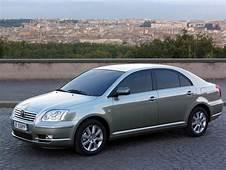TOYOTA Avensis Liftback  2003 2004 2005 2006