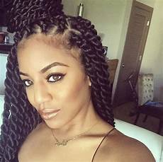 large rope twist braids in 2019 braided hairstyles