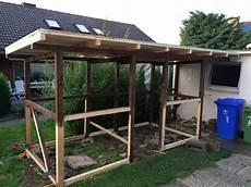 Stall Bauen Ohne Baugenehmigung - ein gepflasterter boden f 252 r meinen kaminholzunterstand
