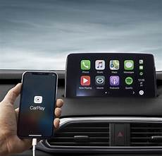 Mazda Offers Apple Carplay And Android Auto Upgrade Kits