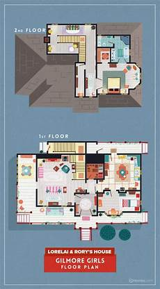 sitcom house floor plans the floor plans of homes from 8 tv shows neatorama