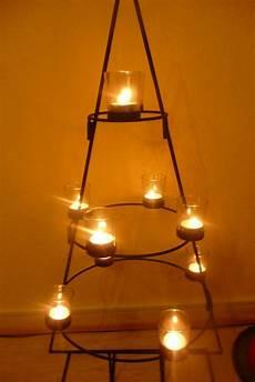 mein testblog nicki testet den khevga teelichter weihnachtsbaum aus metall