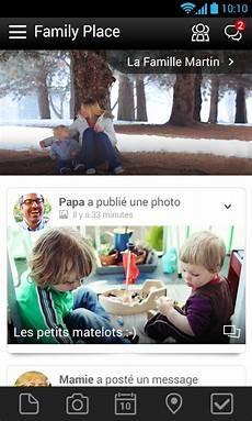 Family Place Applications Android Sur Play
