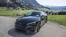All Black Audi Rs5 R By Abt Motor1 Photos
