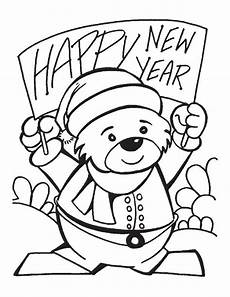 Neujahr Malvorlagen Disney New Years Coloring Pages At Getcolorings Free