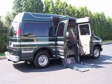 Used 2001 GMC Savana Van 2500 SLE Passenger Wheelchair