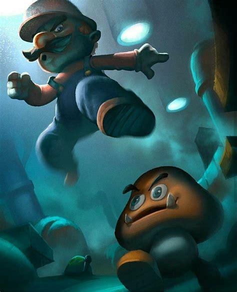 Escanor Luigi