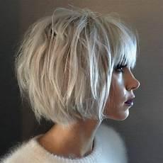 20 best ideas of short silver blonde bob hairstyles