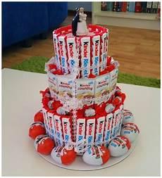 torte aus kinderriegeln bridezillas bloggen diy hochzeitstorte aus schoko riegeln