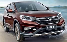 2018 Honda CRV Color Options  Car US Release