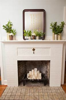 Decorating Ideas For The Fireplace by 10 Ways To Decorate Your Fireplace In The Summer Since