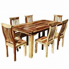 Wood Dining Room Table Sets