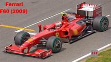 Evolution Of F1 Car 1947 2018