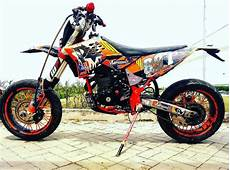 Modifikasi Supermoto by Kumpulan Yamaha Scorpio Modifikasi Trail Dan Supermoto
