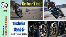 michelin road 5 sport touring reifen erster test in