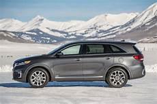 Kia Sorento 2019 - 2019 kia sorento review ratings specs prices and