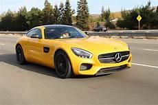 deutsche sportwagen 2015 der mercedes amg gt amg gts