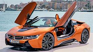 2018 BMW I8 Roadster E Copper  The Sports Car Of